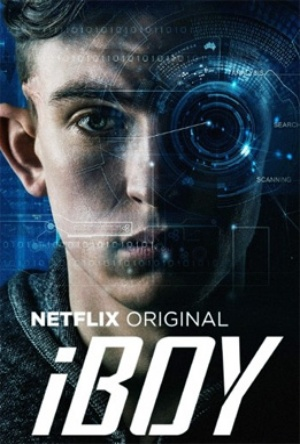 iBoy- Netflix- Maisie Williams- Review
