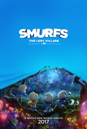 Smurfs-The Lost Village- Review