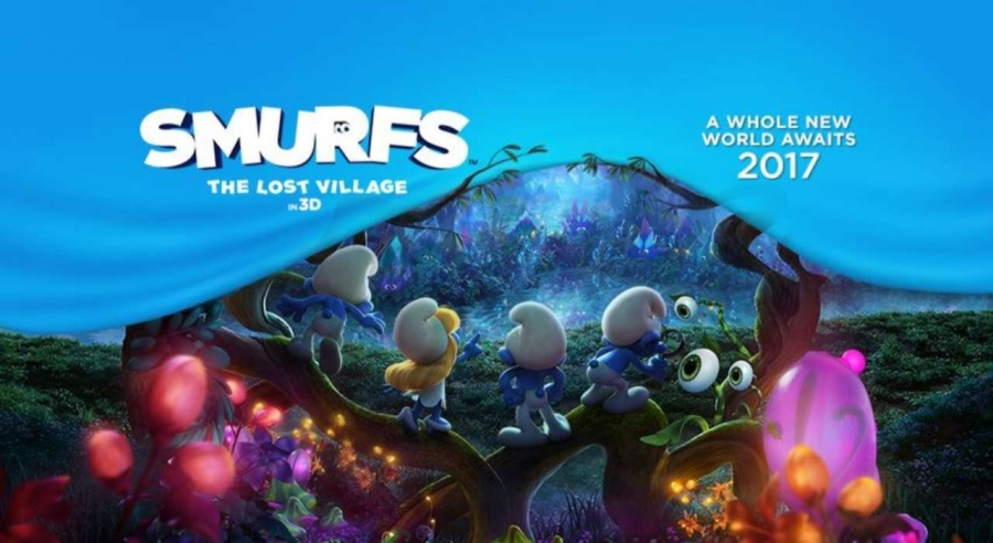 Smurfs- The Lost Village- Review