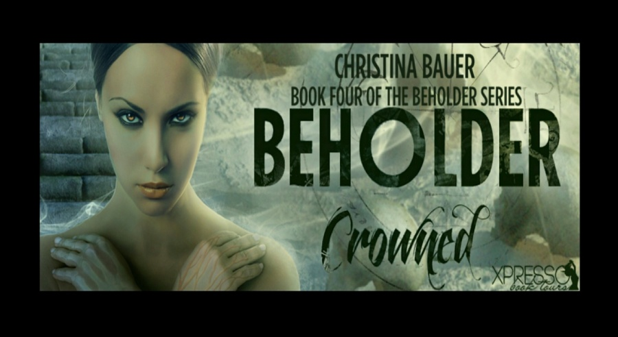 Crowned-Christina Bauer- Beholder Series