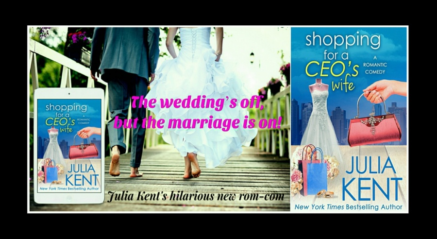 Shopping for a CEO's Wife- Shopping for a Billionaire Series- Julia Kent