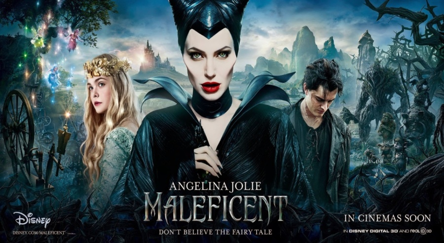 Maleficent- Angelina Jolie- Disney