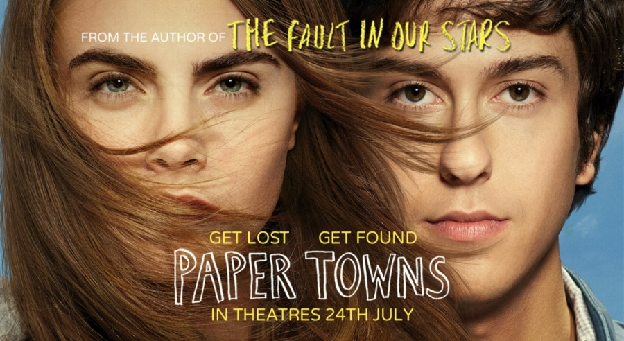 Paper Towns-Movie-John Green
