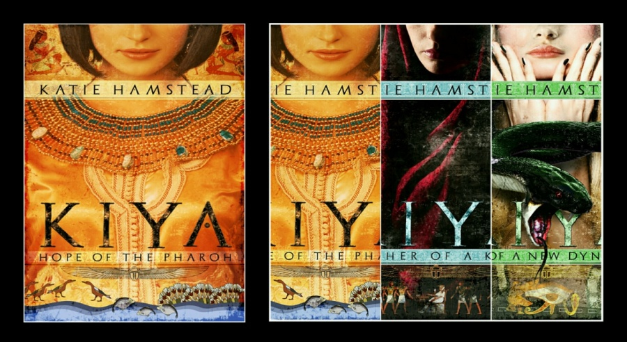 Hiya Trilogy- Hiya Hope of the Pharoh- Katie Hamstead