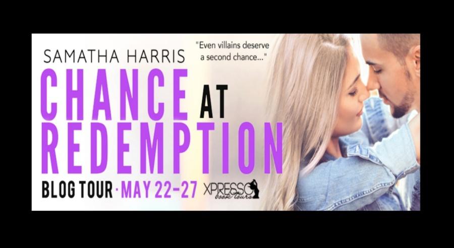 Blog Tour: Chance at Redemption by Samatha Harris