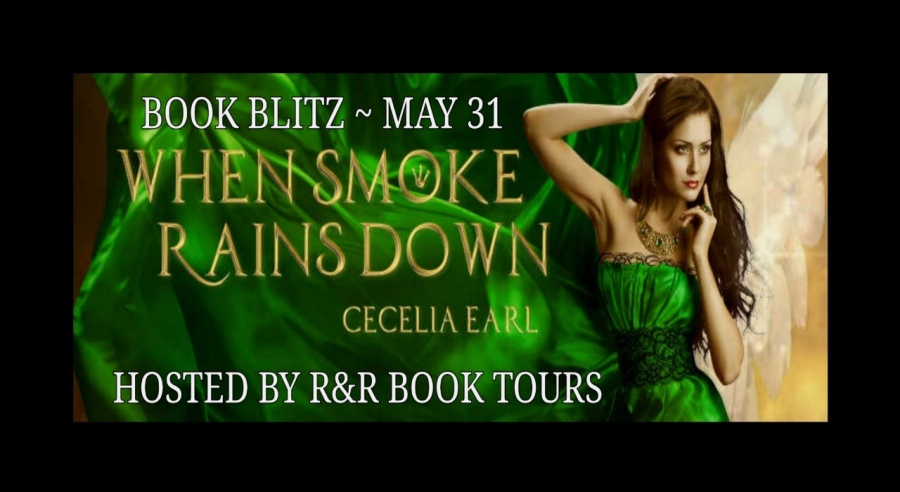 Release Day-When Smoke Rains Down- Cecelia Earl- R&R Book Tours