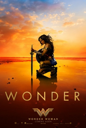 Wonder Woman- Gal Gadot- Chris Pine