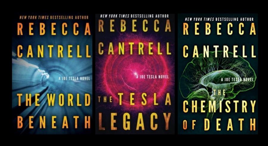 Joe Tesla Novels- Rebecca Cantrell