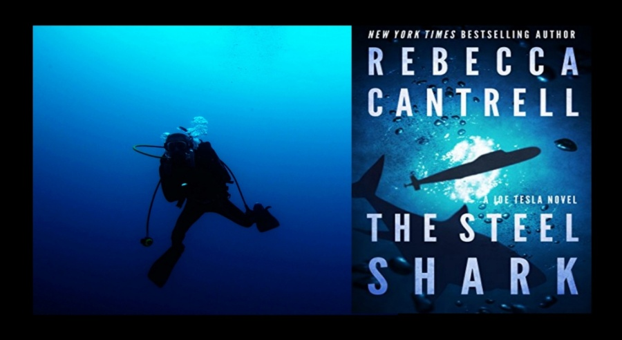 The Steel Shark-Joe Tesla Novel- Rebecca Cantrell