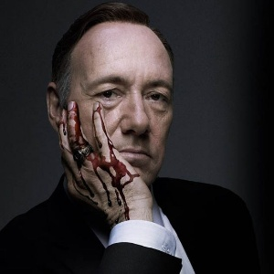 Kevin Spacey- House of Cards