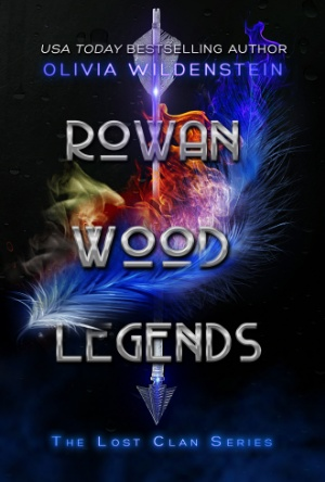 Rowan Wood Legends- Olivia Wildenstein