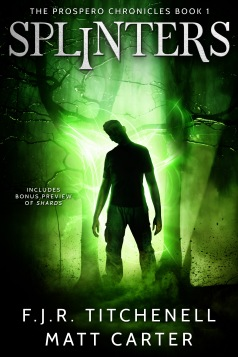 Splinters ebook cover