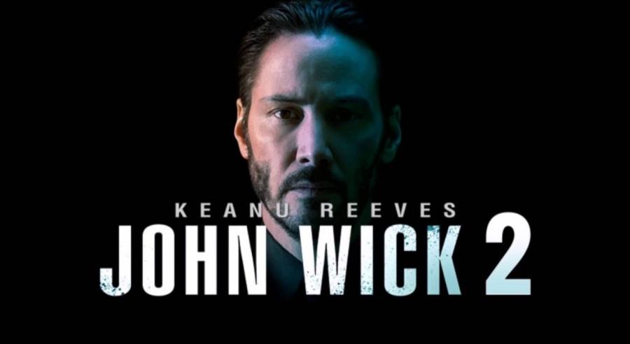 John Wick 2- Keanu Reeves