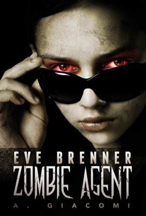 Eve Brenner Zombie Agent- A. Giacomi
