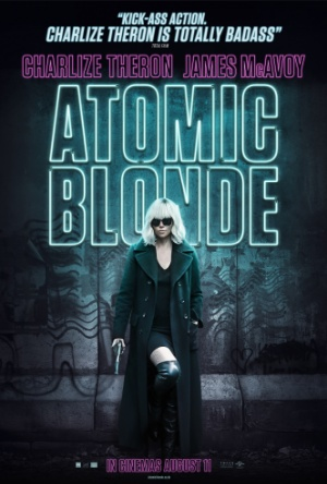 Atomic Blonde-Movie-Charlize Theron