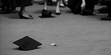 graduation-cap-on-the-ground