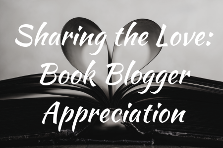 Sharing the Love_Book Blogger Appreciation