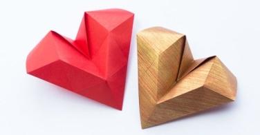 140212-Geometric-Origami-Heart-05958-550x366
