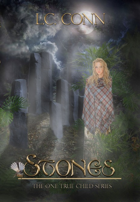 L C Conn - Stones Book 5 Cover