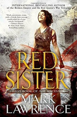 5. Red Sister